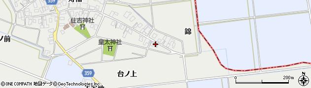 山形県酒田市門田台ノ上40周辺の地図