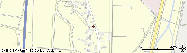 山形県酒田市黒森谷地中99周辺の地図