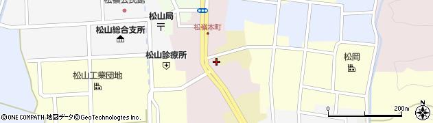 山形県酒田市本町15周辺の地図