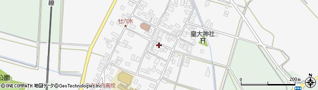 山形県東田川郡庄内町廿六木三ツ車33周辺の地図