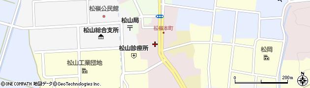 山形県酒田市本町39周辺の地図