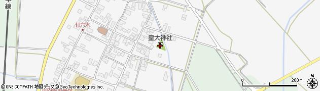 山形県東田川郡庄内町廿六木三ツ車55周辺の地図