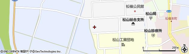 山形県酒田市山田33周辺の地図