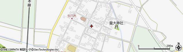 山形県東田川郡庄内町廿六木三ツ車45周辺の地図