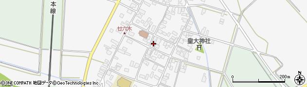 山形県東田川郡庄内町廿六木三ツ車42周辺の地図