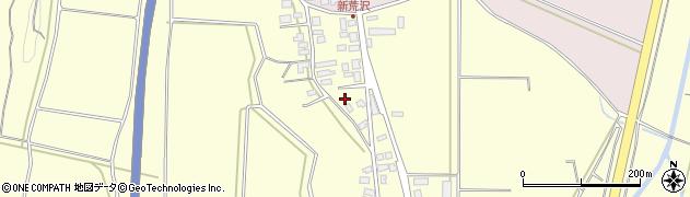 山形県酒田市黒森谷地中124周辺の地図