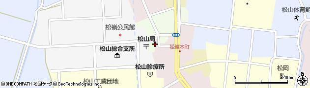 山形県酒田市本町31周辺の地図
