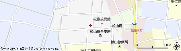 山形県酒田市山田19周辺の地図