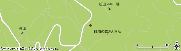 山形県酒田市土渕大平周辺の地図