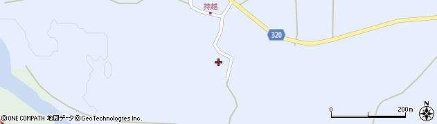 山形県最上郡金山町山崎三枝977周辺の地図