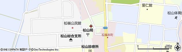 山形県酒田市肴町31周辺の地図