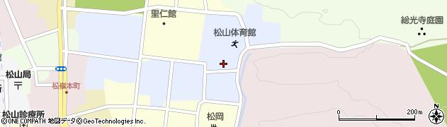 山形県酒田市内町7周辺の地図