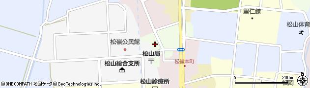 山形県酒田市肴町30周辺の地図