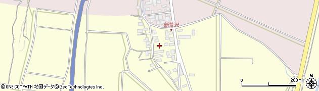 山形県酒田市黒森(谷地中)周辺の地図