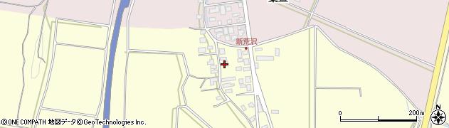 山形県酒田市黒森谷地中129周辺の地図