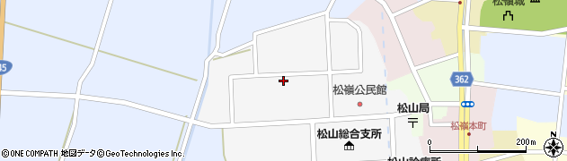 山形県酒田市山田17周辺の地図