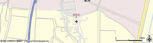 山形県酒田市黒森谷地中154周辺の地図