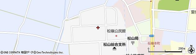 山形県酒田市山田18周辺の地図