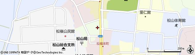 山形県酒田市肴町11周辺の地図
