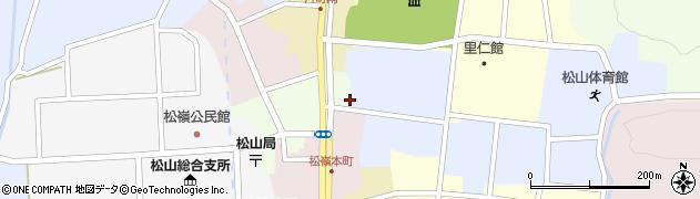 山形県酒田市肴町47周辺の地図