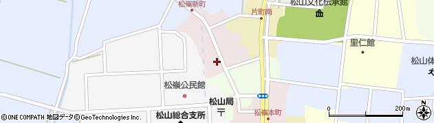山形県酒田市新町51周辺の地図