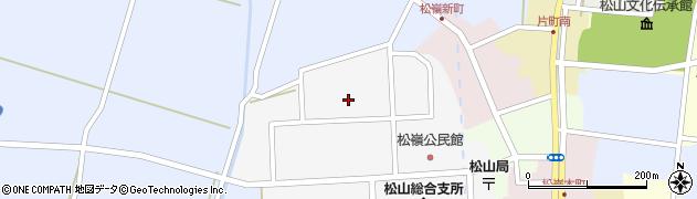 山形県酒田市山田10周辺の地図
