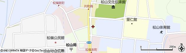 山形県酒田市肴町3周辺の地図