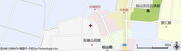 山形県酒田市山田8周辺の地図