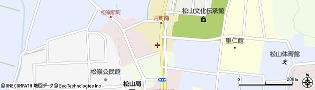 山形県酒田市片町12周辺の地図