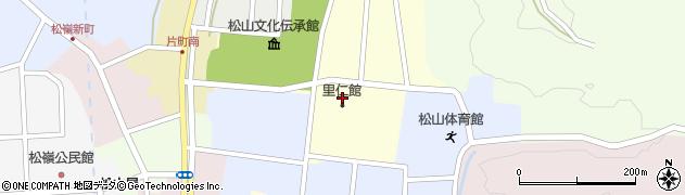 山形県酒田市新屋敷16周辺の地図