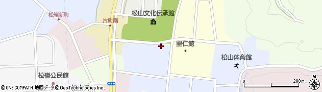 山形県酒田市内町35周辺の地図