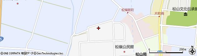 山形県酒田市山田1周辺の地図