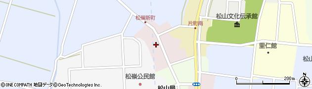 山形県酒田市新町39周辺の地図