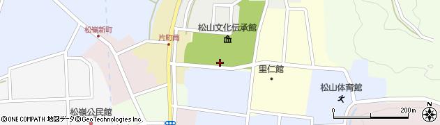 山形県酒田市新屋敷36周辺の地図