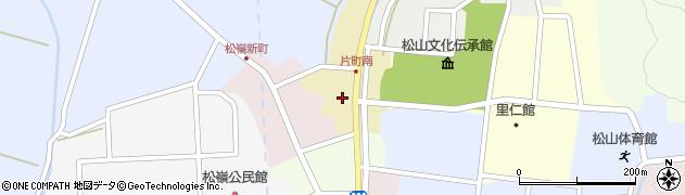 山形県酒田市片町15周辺の地図