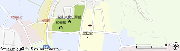 山形県酒田市新屋敷26周辺の地図