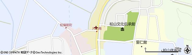 山形県酒田市片町24周辺の地図