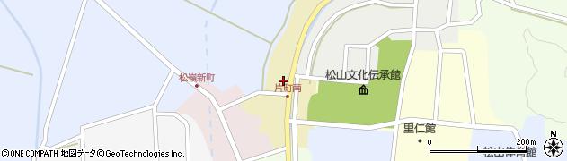 山形県酒田市片町25周辺の地図