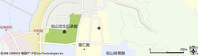 山形県酒田市新屋敷11周辺の地図