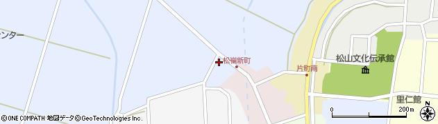 山形県酒田市竹田清水下7周辺の地図