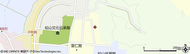 山形県酒田市新屋敷4周辺の地図