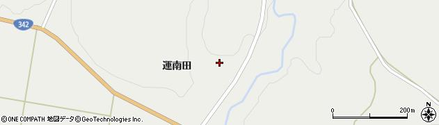 岩手県一関市花泉町金沢(砂子田)周辺の地図