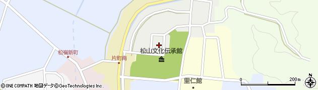 山形県酒田市北町28周辺の地図