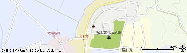 山形県酒田市北町29周辺の地図