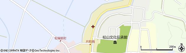 山形県酒田市片町36周辺の地図