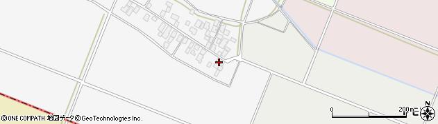 山形県酒田市板戸福岡4周辺の地図