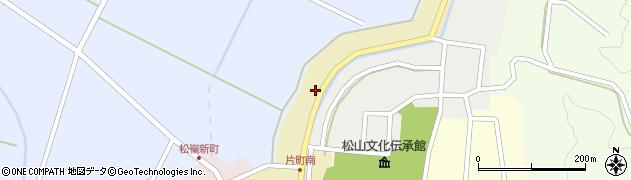 山形県酒田市片町42周辺の地図
