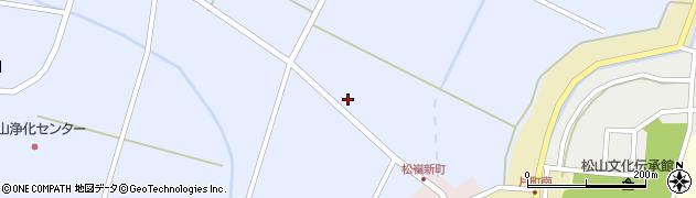 山形県酒田市竹田猿田14周辺の地図