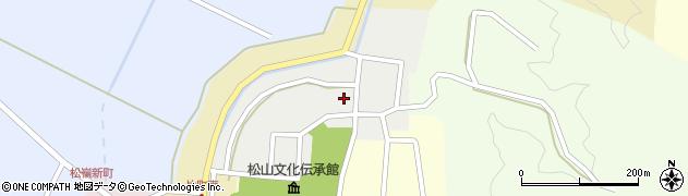 山形県酒田市北町32周辺の地図