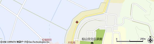 山形県酒田市片町45周辺の地図
